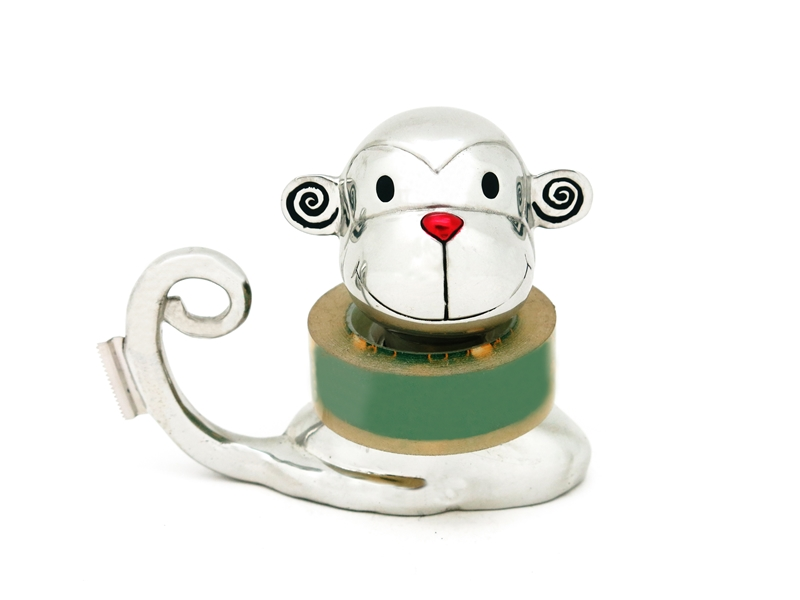 TAPE DISPENSER MONKEY